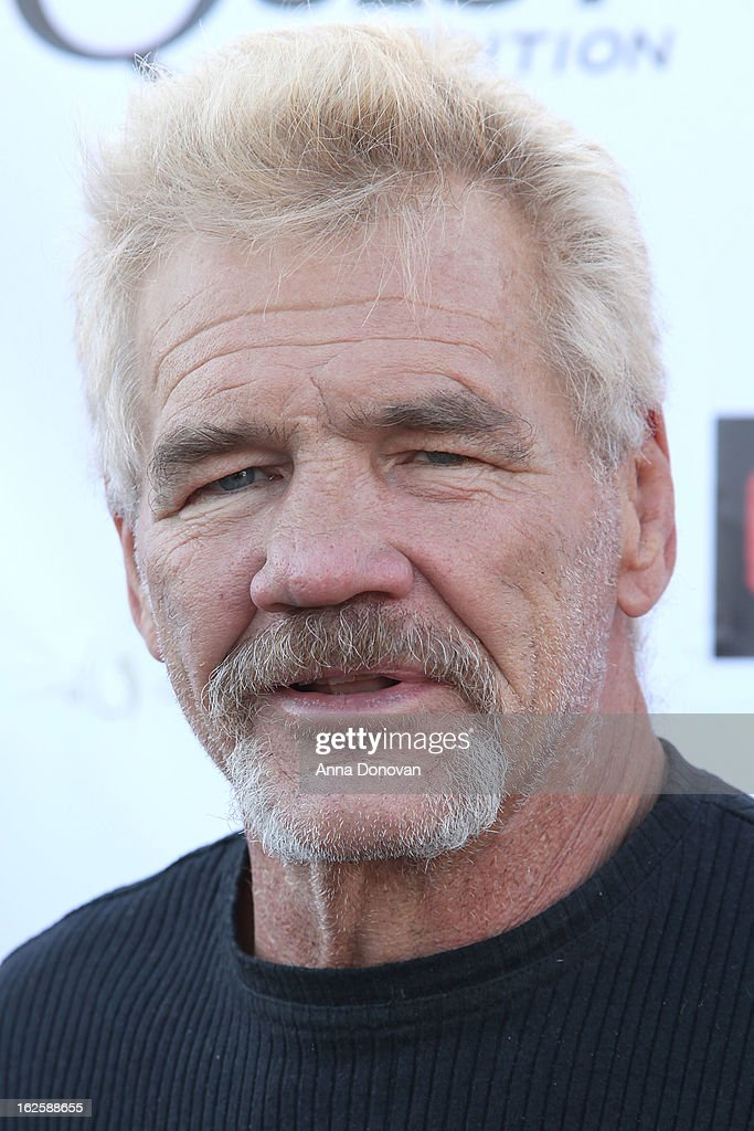 Actor George O'Mara attends the Los Angeles premiere of the movie 'Changing Hands' at The Happy Ending Bar & Restaurant on February 24, 2013 in Hollywood, California.