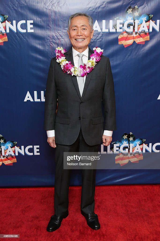 """""""Allegiance"""" Broadway Opening Night - After Party"""
