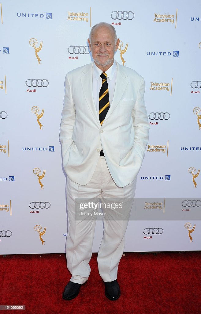 Actor Gerald McRaney arrives at the Television Academy's 66th Emmy Awards Performance Nominee Reception at the Pacific Design Center on Saturday, Aug. 23, 2014, in West Hollywood, California.
