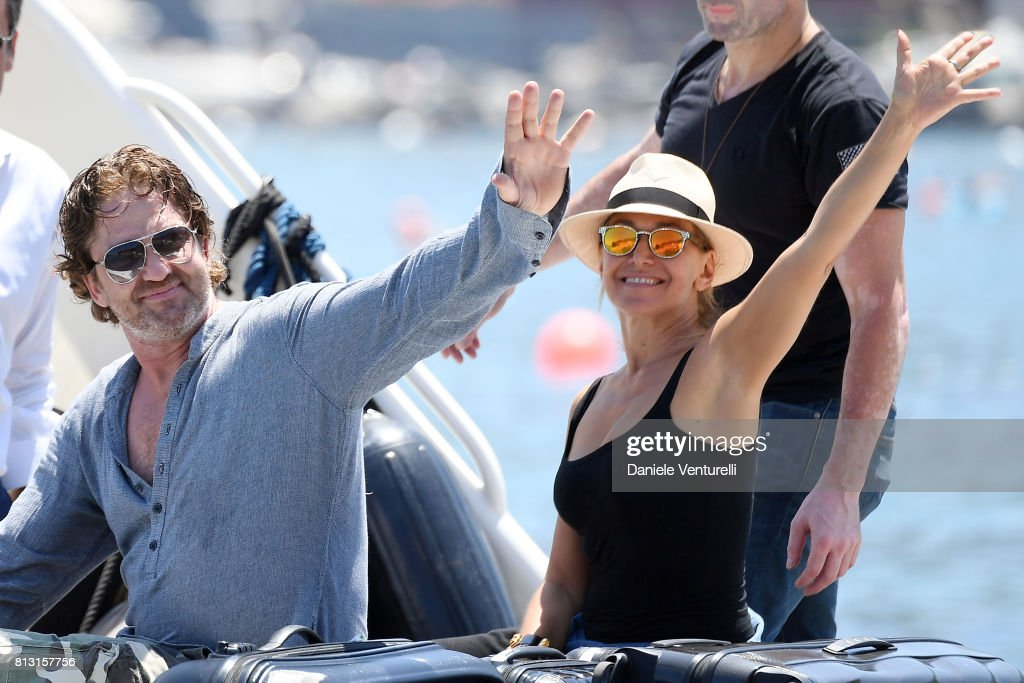 actor-gerard-butler-and-tv-presenter-barbara-durso-attends-2017-picture-id813157756