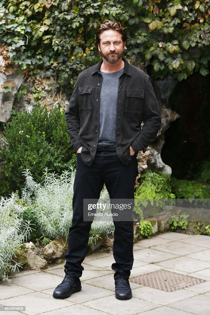 Geostorm Photocall In Rome