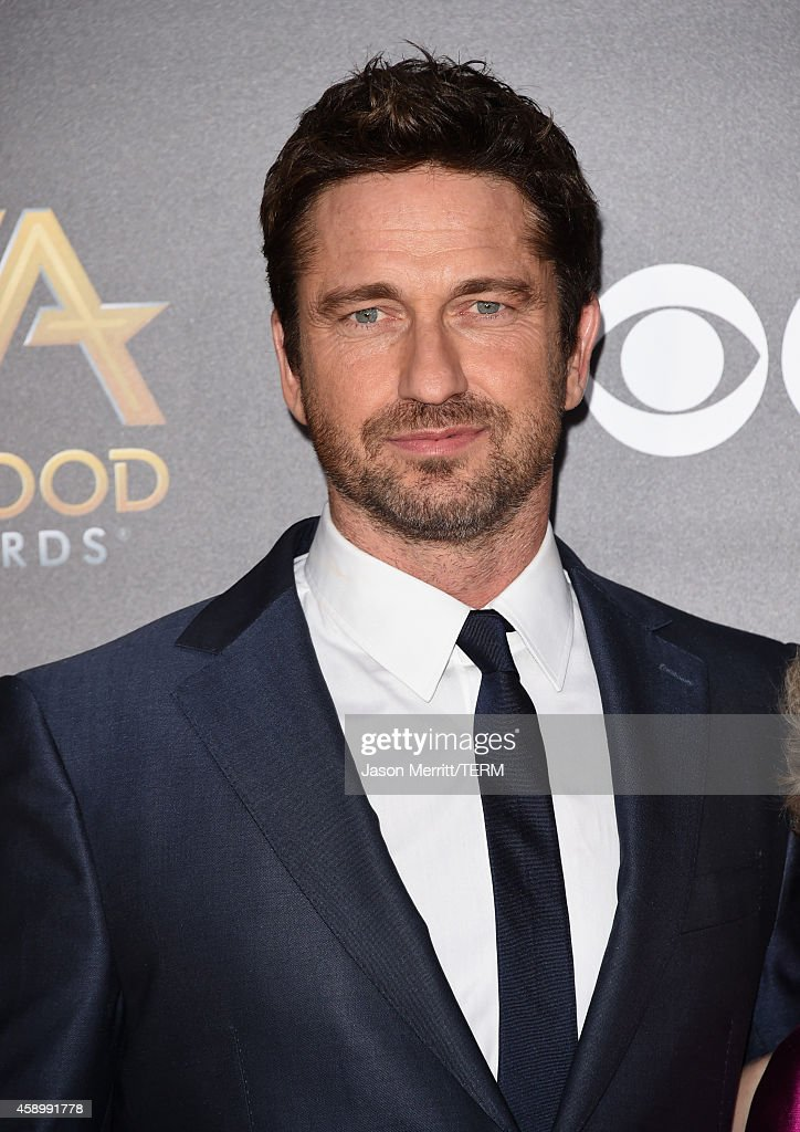 Actor <a gi-track='captionPersonalityLinkClicked' href=/galleries/search?phrase=Gerard+Butler+-+Actor&family=editorial&specificpeople=202258 ng-click='$event.stopPropagation()'>Gerard Butler</a> attends the 18th Annual Hollywood Film Awards at The Palladium on November 14, 2014 in Hollywood, California.