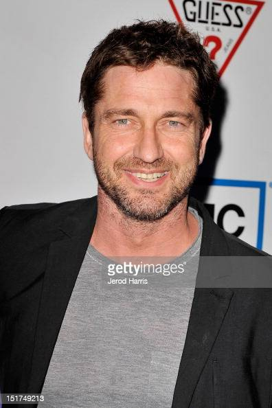 Actor Gerard Butler attends 'The Iceman' after party during the 2012 Toronto International Film Festival at Virgin Mobile Arts Cinema Centre on...
