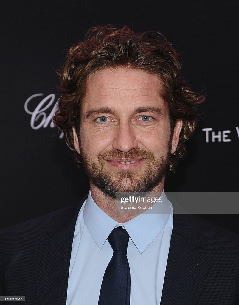 Actor Gerard Butler attends the Weinstein Company celebrates the 2012 Academy Awards presented by Chopard at Soho House on February 25, 2012 in West Hollywood, California.