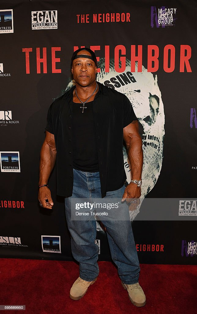 "Red Carpet Premiere Of ""The Neighbor"""