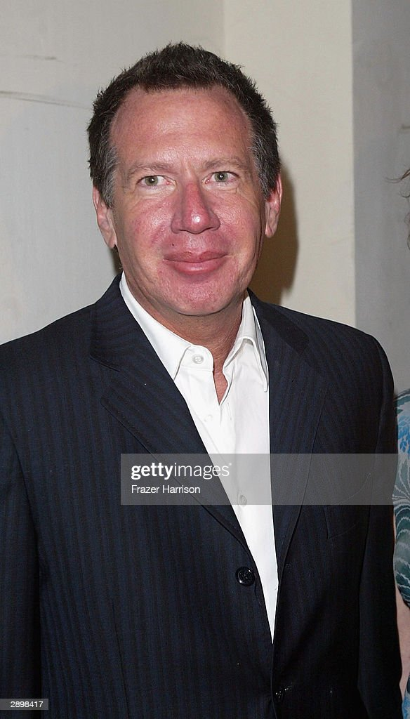 Actor Gerry Shandling attends the HBO's Pre Golden Globes private reception at The Chateau Marmont Hotel on January 24, 2004 in Hollywood, California.