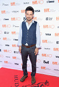 Actor Geza Rohrig attends the 'Son Of Saul' photo call during the 2015 Toronto International Film Festival at Ryerson Theatre on September 10 2015 in...