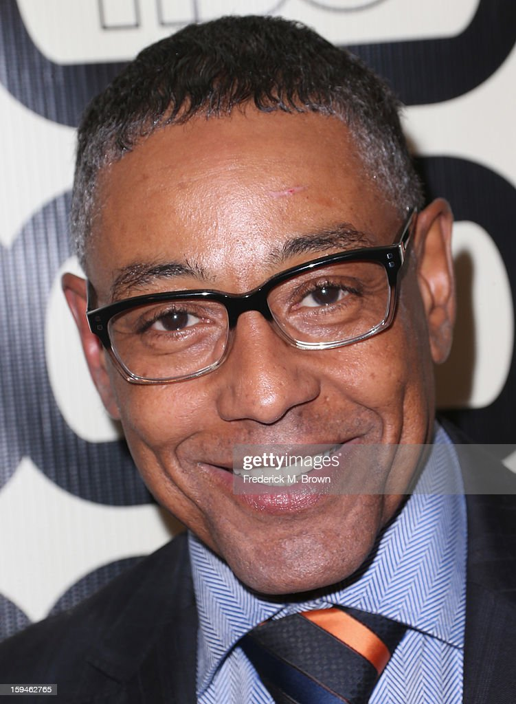 Actor <a gi-track='captionPersonalityLinkClicked' href=/galleries/search?phrase=Giancarlo+Esposito&family=editorial&specificpeople=725984 ng-click='$event.stopPropagation()'>Giancarlo Esposito</a> attends HBO's Post 2013 Golden Globe Awards Party held at Circa 55 Restaurant at the Beverly Hilton Hotel on January 13, 2013 in Beverly Hills, California.