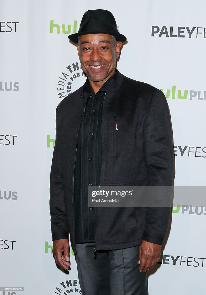 Actor <a gi-track='captionPersonalityLinkClicked' href=/galleries/search?phrase=Giancarlo+Esposito&family=editorial&specificpeople=725984 ng-click='$event.stopPropagation()'>Giancarlo Esposito</a> attends the 30th annual PaleyFest featuring the cast of 'Revolution' at the Saban Theatre on March 2, 2013 in Beverly Hills, California.