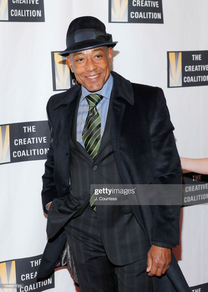 Actor Giancarlo Esposito attends The Creative Coalition's 2013 Inaugural Ball at the Harman Center for the Arts on January 21, 2013 in Washington, United States.