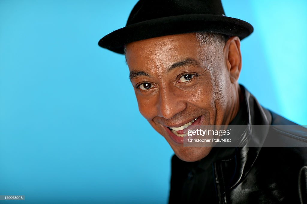Actor Giancarlo Esposito attends the NBCUniversal 2013 TCA Winter Press Tour at The Langham Huntington Hotel and Spa on January 6, 2013 in Pasadena, California.