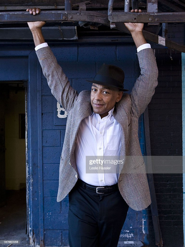 Giancarlo Esposito, Self Assignment, September 8, 2010