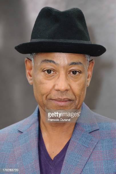 Actor Giancarlo Esposito poses at the 'Revolution' Photocall during the 53rd Monte Carlo TV Festival on June 10 2013 in MonteCarlo Monaco