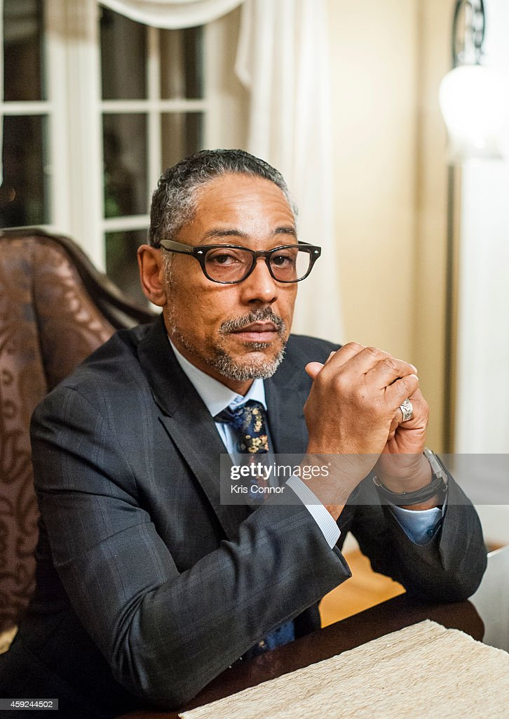 Giancarlo Esposito, Portrait Session, November 13, 2014