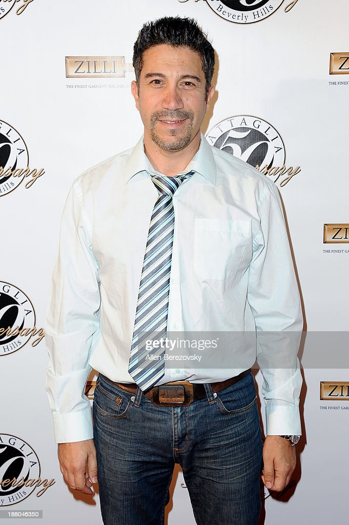 Actor Gianni Capaldi attends the Battaglia's 50th Anniversary of Quality & Elegance Celebration on November 14, 2013 in Beverly Hills, California.