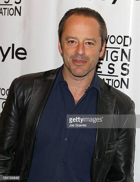 Actor Gil Bellows arrives at the In Style HFPA Party during the 35th Toronto International Film Festival at Windsor Arms Hotel on September 14 2010...