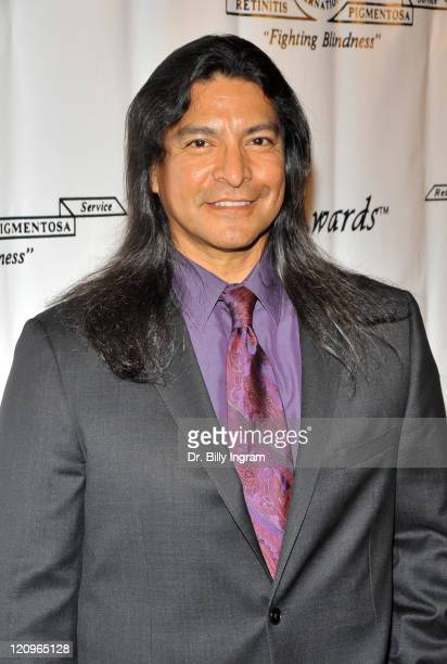 Actor Gil Birmingham arrives at the 36th Annual Vision Awards at The Beverly Wilshire Hotel on June 27 2009 in Los Angeles California