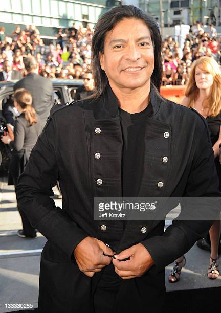 Actor Gil Birmingham arrives to the premiere of Summit Entertainment's 'The Twilight Saga Eclipse' during the 2010 Los Angeles Film Festival at Nokia...