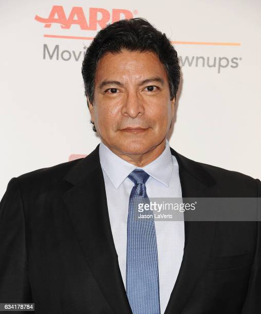 Actor Gil Birmingham attends AARP's 16th annual Movies For Grownups Awards at the Beverly Wilshire Four Seasons Hotel on February 6 2017 in Beverly...