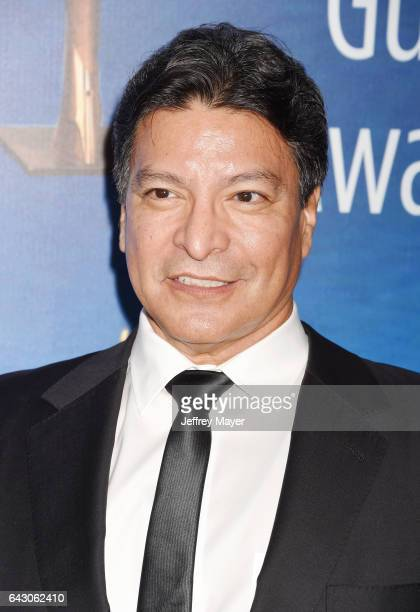 Actor Gil Birmingham attends the 2017 Writers Guild Awards LA Ceremony at The Beverly Hilton Hotel on February 19 2017 in Beverly Hills California