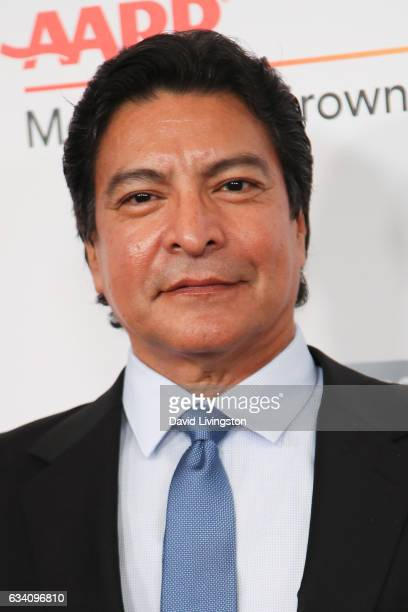 Actor Gil Birmingham attends the AARP's 16th Annual Movies for Grownups Awards at the Beverly Wilshire Four Seasons Hotel on February 6 2017 in...