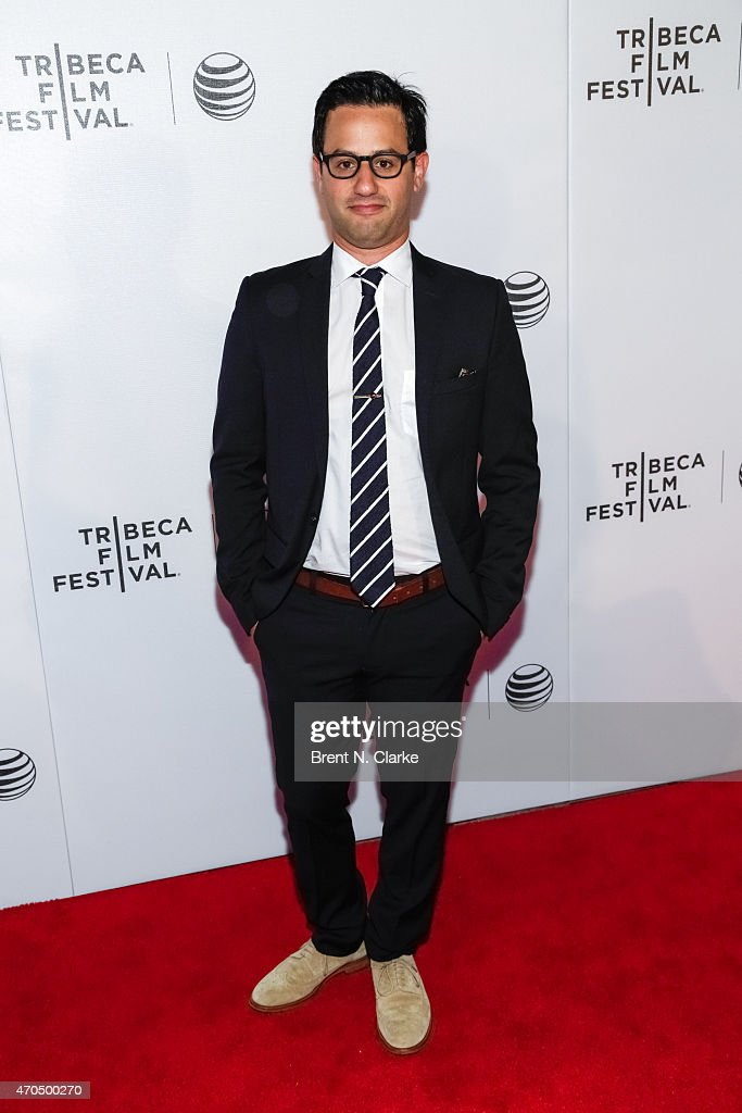 Actor Gil Ozeri arrives for the World Premiere Narrative: 'Slow Learners' during the 2015 Tribeca Film Festival held at Regal Battery Park 11 on April 20, 2015 in New York City.