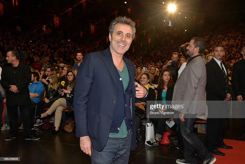 Actor Gilbert Melki attends the closing ceremony of 'Lumiere 2013, Grand Lyon Film Festival' on October 20, 2013 in Lyon, France.