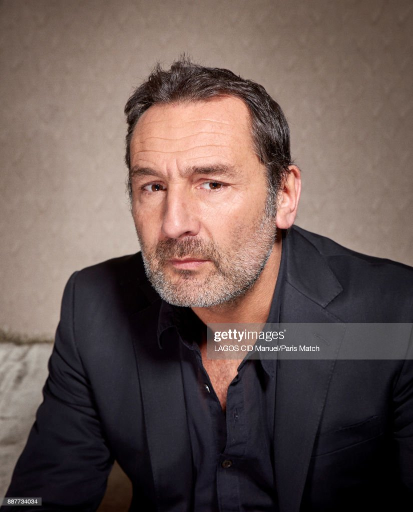 Gilles Lellouche, Paris Match Issue 3576, December 6, 2017