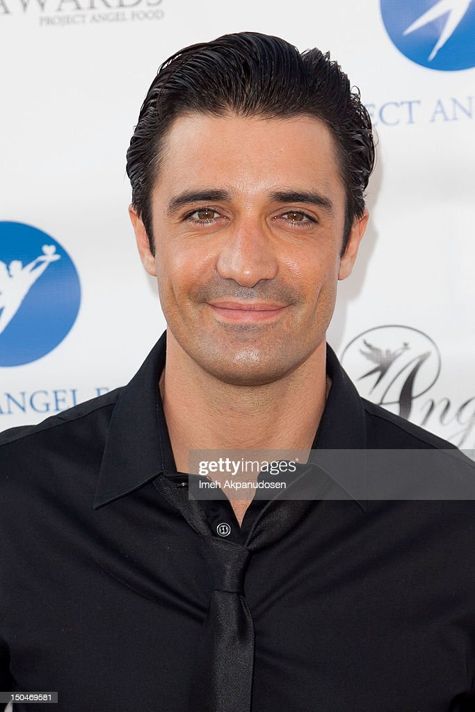 Actor Gilles Marini attends Project Angel Food's 17th Annual Angel Awards at Project Angel Food on August 18, 2012 in Los Angeles, California.