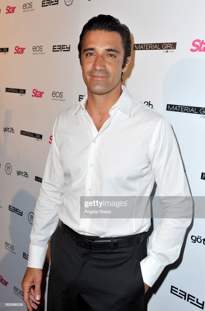 Actor Gilles Marini attends Star Magazine's Hollywood Rocks event held at Playhouse Hollywood on April 4, 2013 in Los Angeles, California.