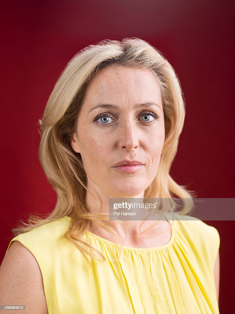Actor <a gi-track='captionPersonalityLinkClicked' href=/galleries/search?phrase=Gillian+Anderson&family=editorial&specificpeople=202894 ng-click='$event.stopPropagation()'>Gillian Anderson</a> is photographed for Sunday Times magazine on June 17, 2014 in London, England.