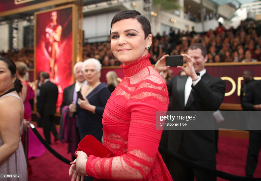 89th Annual Academy Awards - Red Carpet