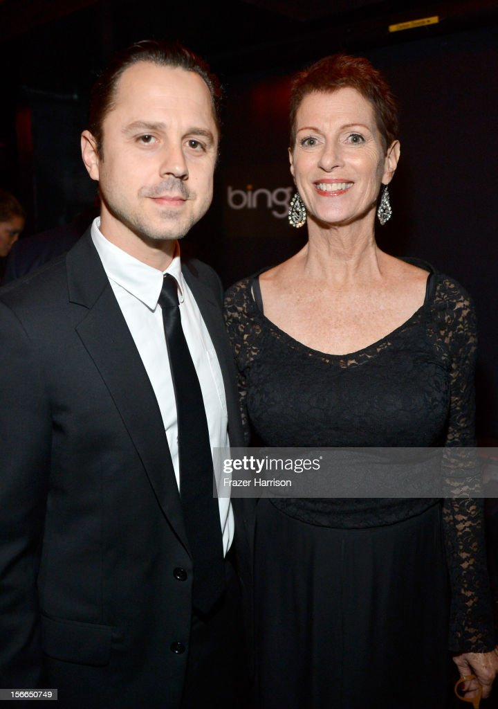 Actor Giovanni Ribisi and Noreen Fraser attend Variety's 3rd annual Power of Comedy event presented by Bing benefiting the Noreen Fraser Foundation held at Avalon on November 17, 2012 in Hollywood, California.