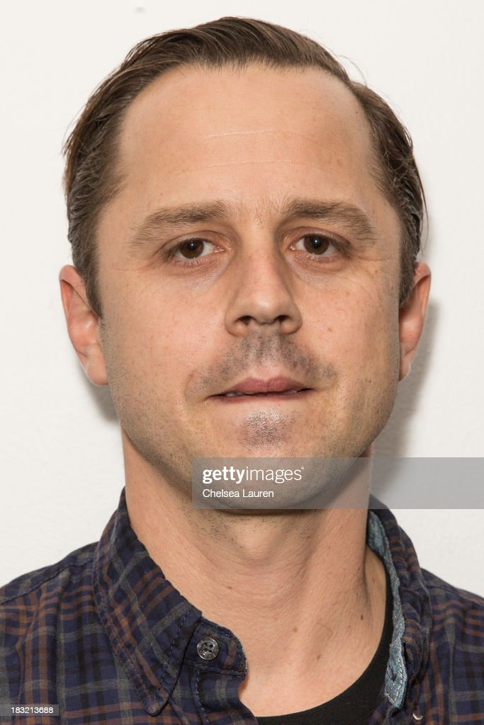 Actor <a gi-track='captionPersonalityLinkClicked' href=/galleries/search?phrase=Giovanni+Ribisi&family=editorial&specificpeople=540443 ng-click='$event.stopPropagation()'>Giovanni Ribisi</a> attends the opening reception for Mercedes Helnwein's exhibit 'The Trouble With Dreams' at Merry Karnowsky Gallery on October 5, 2013 in Los Angeles, California.