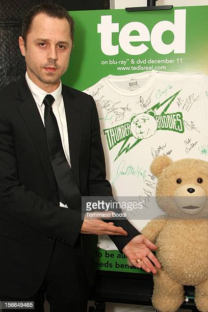 Actor Giovanni Ribisi attends Variety's 3rd annual Power of Comedy event presented by Bing benefiting the Noreen Fraser Foundation held at Avalon on...