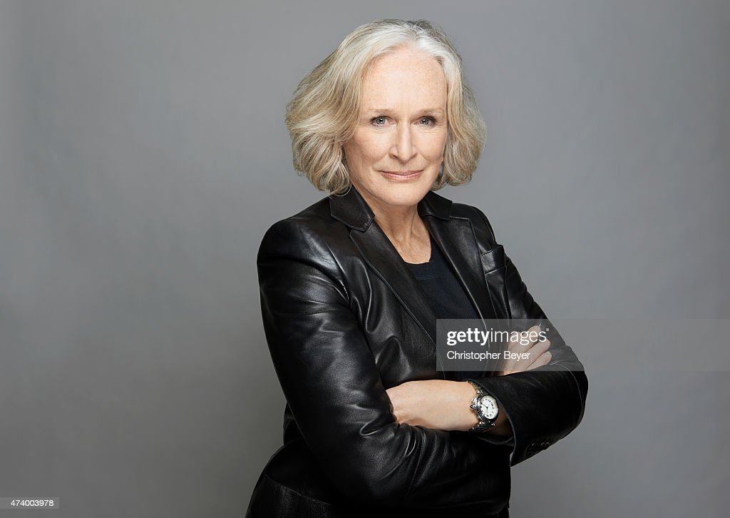 Actor Glenn Close is photographed for Entertainment Weekly Magazine on January 25, 2014 in Park City, Utah.