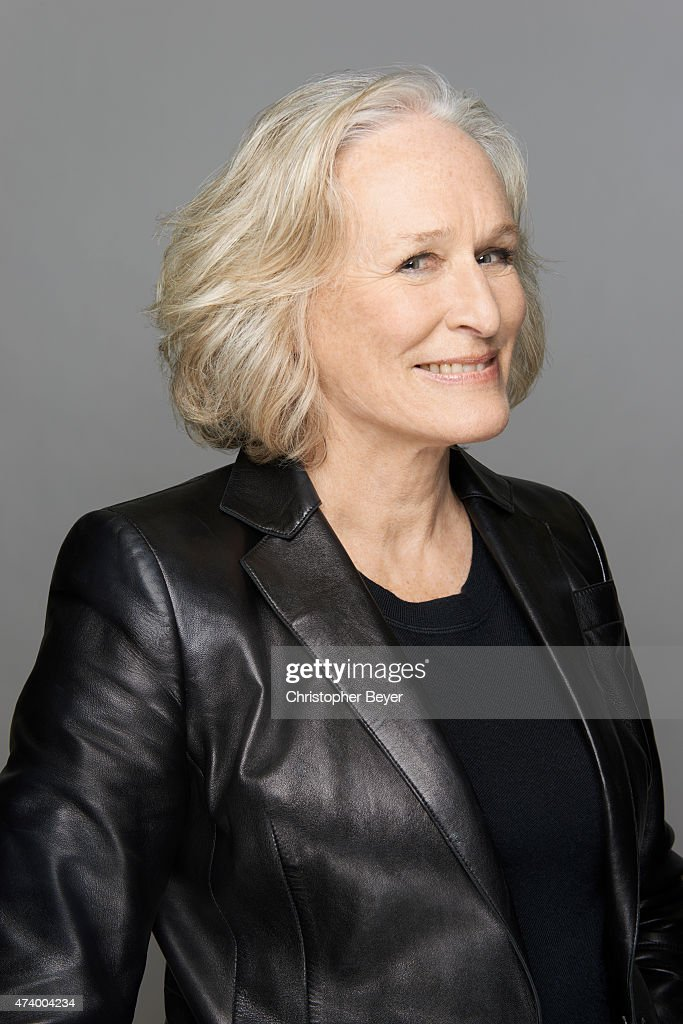Actor <a gi-track='captionPersonalityLinkClicked' href=/galleries/search?phrase=Glenn+Close&family=editorial&specificpeople=201870 ng-click='$event.stopPropagation()'>Glenn Close</a> is photographed for Entertainment Weekly Magazine on January 25, 2014 in Park City, Utah.