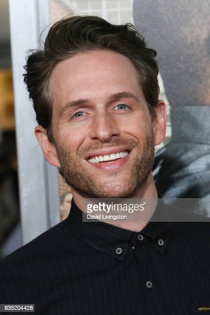 Actor Glenn Howerton attends the premiere of Warner Bros Pictures' 'Fist Fight' at Regency Village Theatre on February 13 2017 in Westwood California