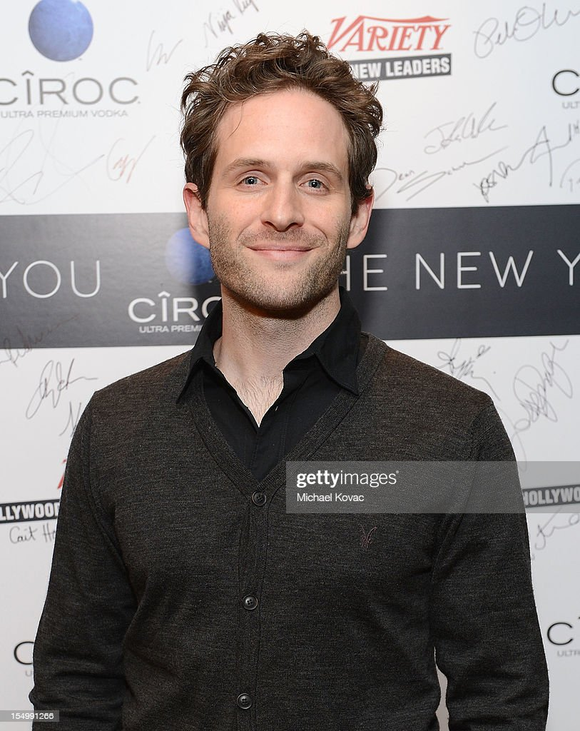 Actor <a gi-track='captionPersonalityLinkClicked' href=/galleries/search?phrase=Glenn+Howerton&family=editorial&specificpeople=537733 ng-click='$event.stopPropagation()'>Glenn Howerton</a> attends Variety's Hollywood's New Leaders presented by Ciroc Vodka at Soho House on October 29, 2012 in West Hollywood, California.
