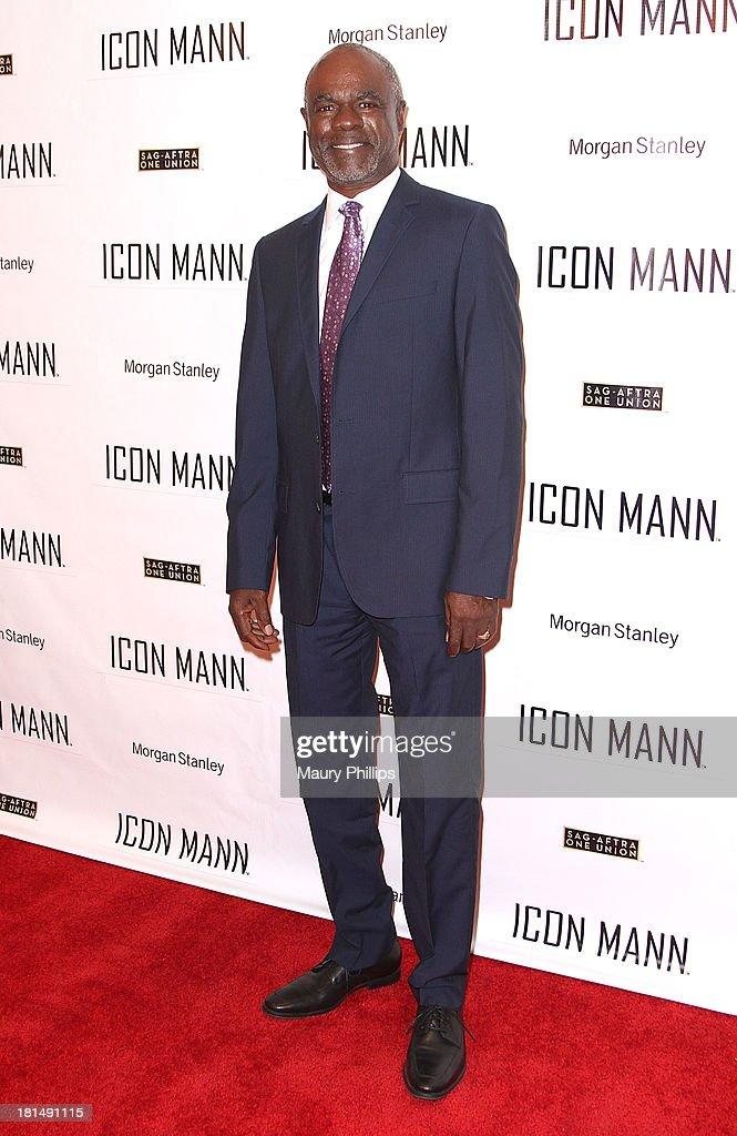 Actor Glynn Turman arrives at the ICON MANN's Black Men in Entertainment & Multimedia Pre-Emmy Dinner on September 20, 2013 in Beverly Hills, California.
