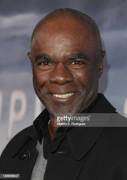 Actor Glynn Turman arrives to Paramount Pictures' 'Super 8' Bluray and DVD release party at AMPAS Samuel Goldwyn Theater on November 22 2011 in...