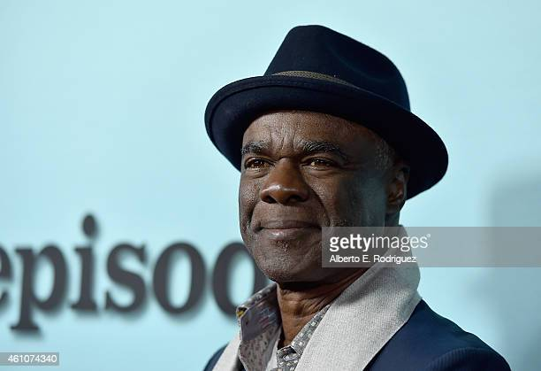 Actor Glynn Turman arrives to Showtime's Celebration of AllNew Seasons Of 'Shameless' 'House Of Lies' And 'Episodes' at Cecconi's Restaurant on...