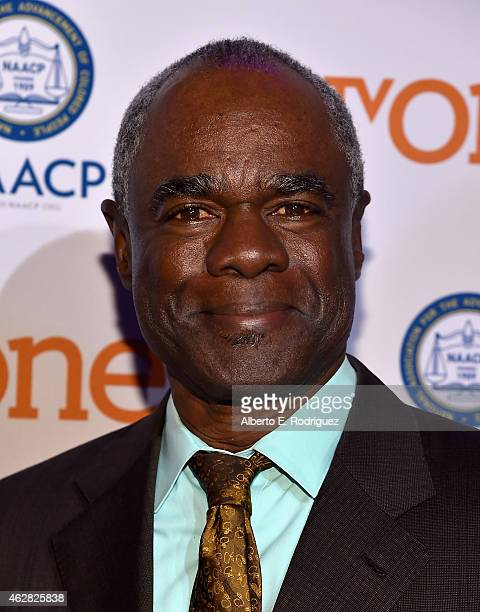 Actor Glynn Turman attends the 46th NAACP Image Awards NonTelevised Awards Ceremony at Pasadena Convention Center on February 5 2015 in Pasadena...