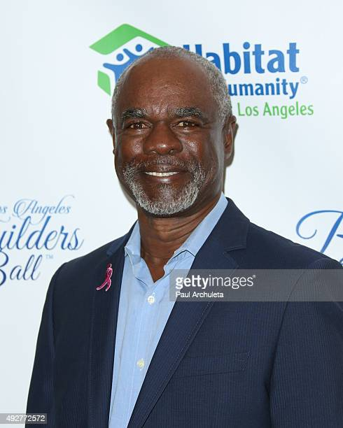 Actor Glynn Turman attends the Habitat For Humanity of Los Angeles Builders Ball at the Beverly Wilshire Four Seasons Hotel on October 14 2015 in...