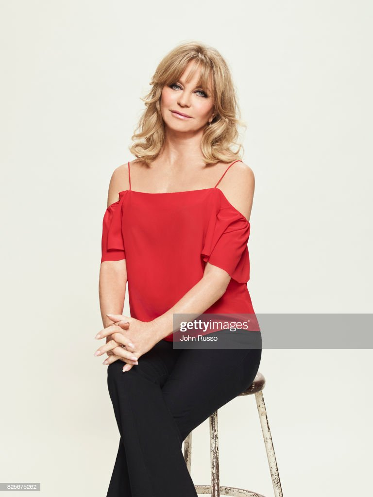 Actor Goldie Hawn is photographed for 20th Century Fox Press Shoot on February 24, 2017 in Los Angeles, California.
