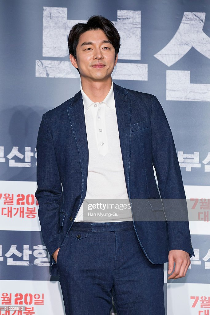 """Train To Busan"" Press Conference In Seoul"