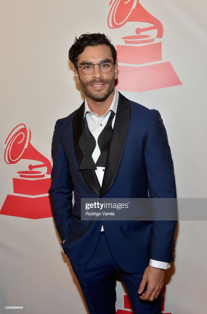 Actor Gonzalo Garcia Vivanco attends the 2013 Person of the Year honoring Miguel Bose at the Mandalay Bay Convention Center on November 20, 2013 in Las Vegas, Nevada.