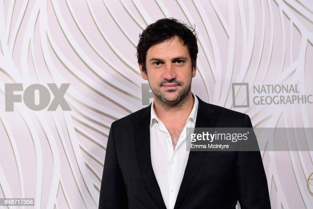 Actor Goran Bogdan attends FOX Broadcasting Company Twentieth Century Fox Television FX And National Geographic 69th Primetime Emmy Awards After...