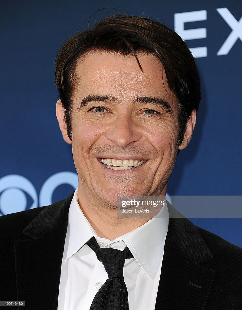 Actor <a gi-track='captionPersonalityLinkClicked' href=/galleries/search?phrase=Goran+Visnjic&family=editorial&specificpeople=213921 ng-click='$event.stopPropagation()'>Goran Visnjic</a> attends the premiere of 'Extant' at California Science Center on June 16, 2014 in Los Angeles, California.