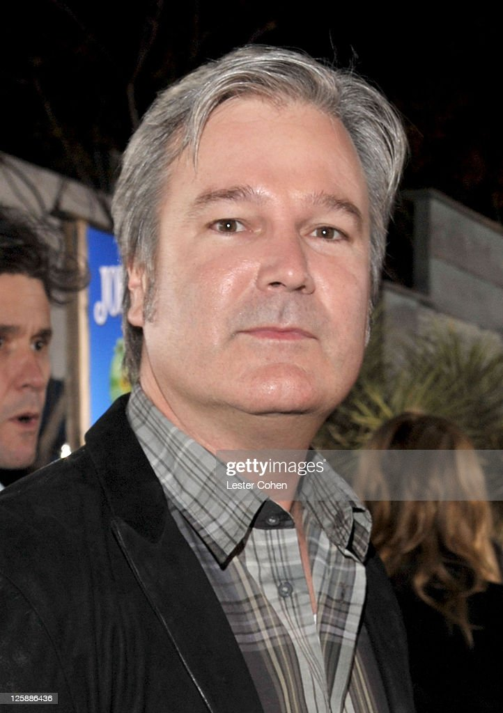 Actor Gore Verbinski arrives at Paramount Pictures' Los Angeles Premiere of 'Rango' held at Regency Village Theatre on February 14 2011 in Westwood...
